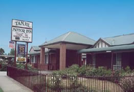 Tanjil Motor Inn - Accommodation Adelaide