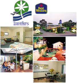 Travellers Motor Village - Accommodation Adelaide