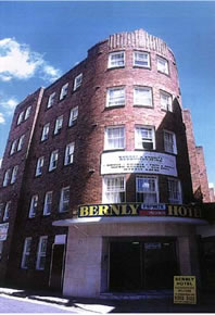 Bernly Private Hotel - Accommodation Adelaide