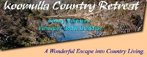 Koomulla Country Retreat - Accommodation Adelaide
