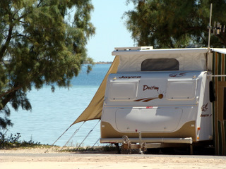 Streaky Bay Foreshore Tourist Park - Accommodation Adelaide