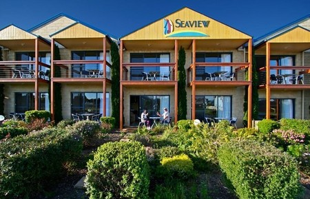 Seaview Motel  Apartments - Accommodation Adelaide
