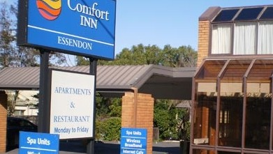 Comfort Inn  Suites Essendon - Accommodation Adelaide