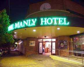 The Manly Hotel - Accommodation Adelaide