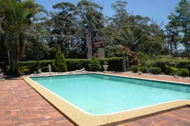 Beerwah Glasshouse Mountains Motel - Accommodation Adelaide