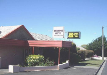 Belvedere Motel - Accommodation Adelaide