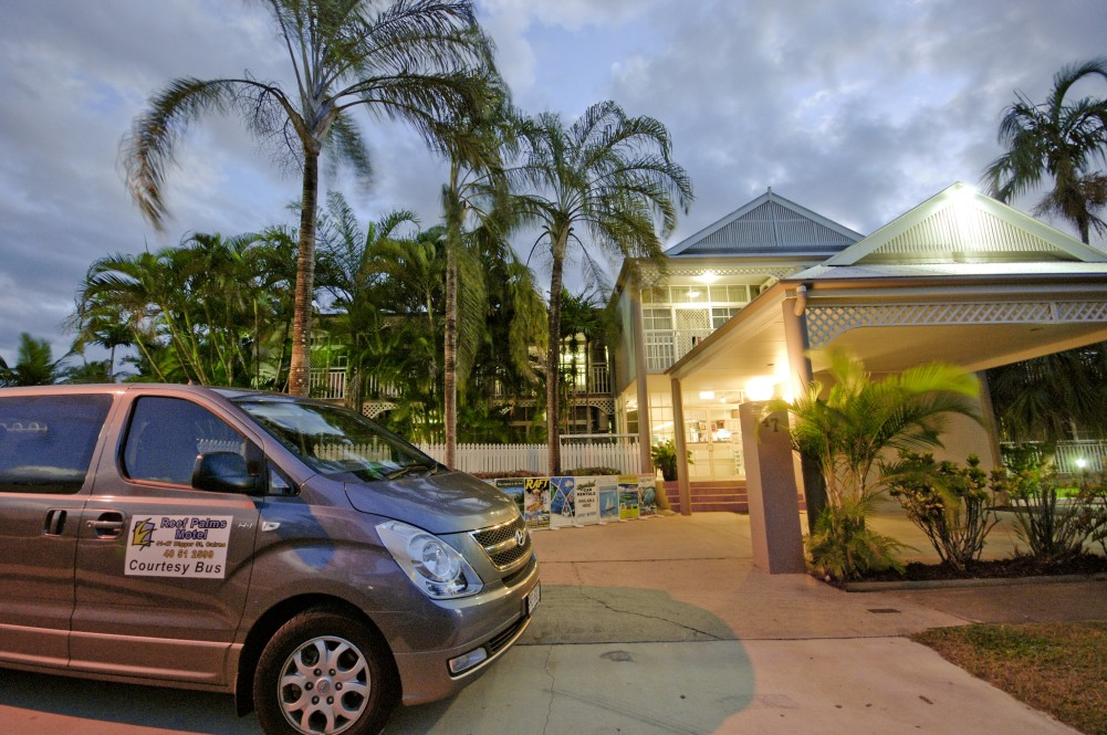 Reef Palms - Accommodation Adelaide