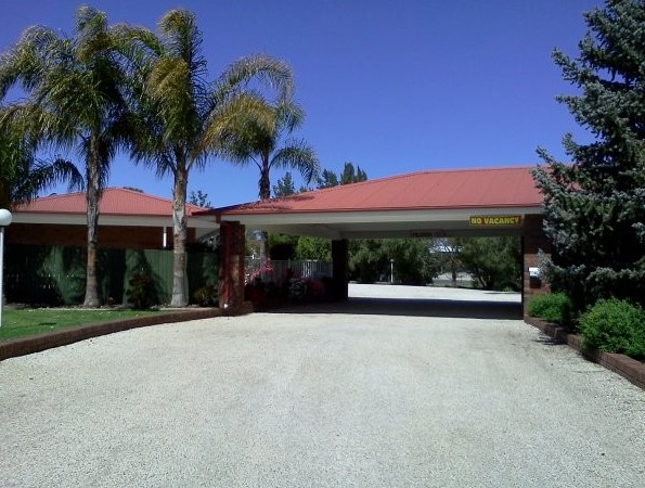 Golden Chain Border Gateway Motel - Accommodation Adelaide