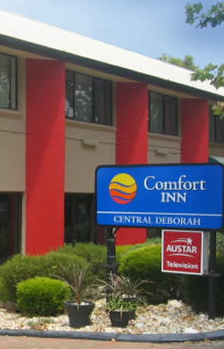 Comfort Inn Central Deborah - Accommodation Adelaide