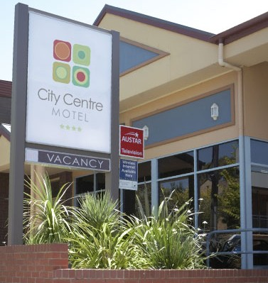 City Centre Motel - Accommodation Adelaide