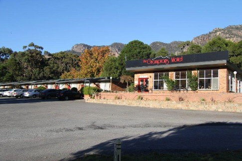 Grampians Motel - Accommodation Adelaide