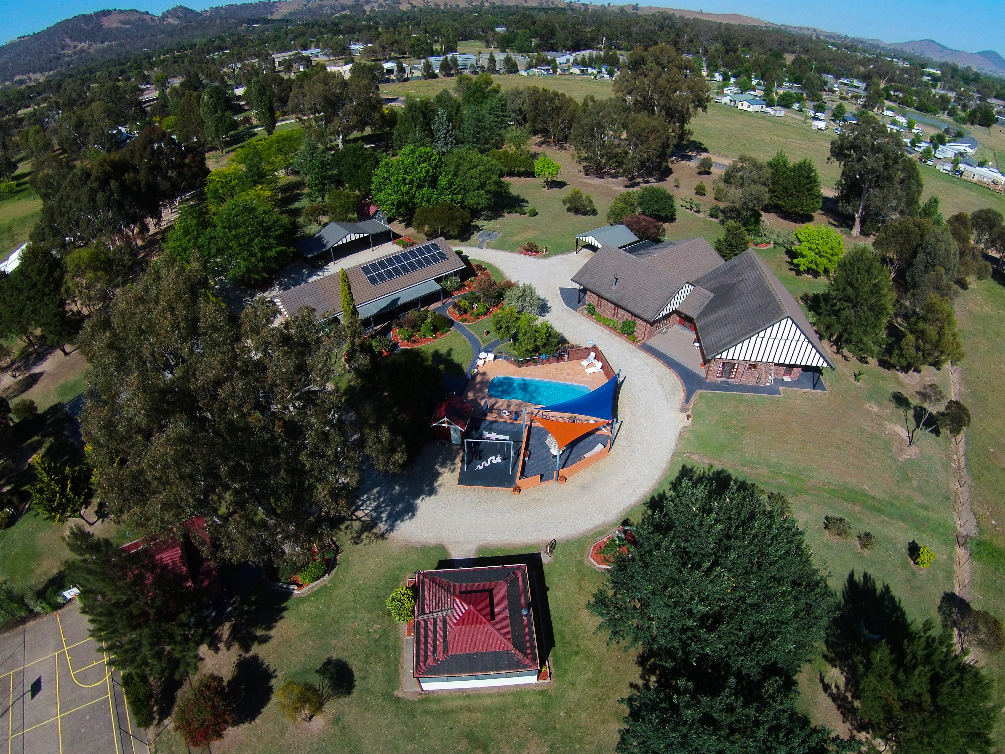 Greenvale Holiday Units - Accommodation Adelaide