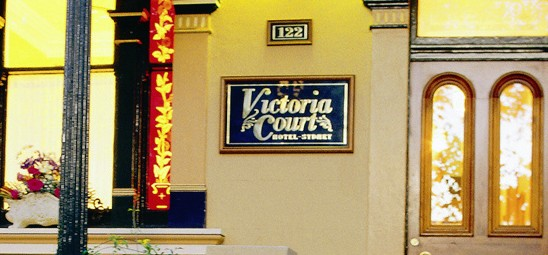 Victoria Court Hotel - Accommodation Adelaide