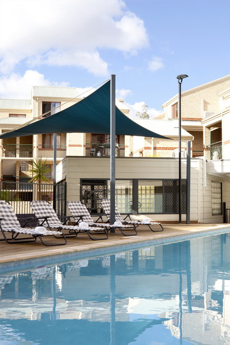 Mont Clare Boutique Apartments - Accommodation Adelaide