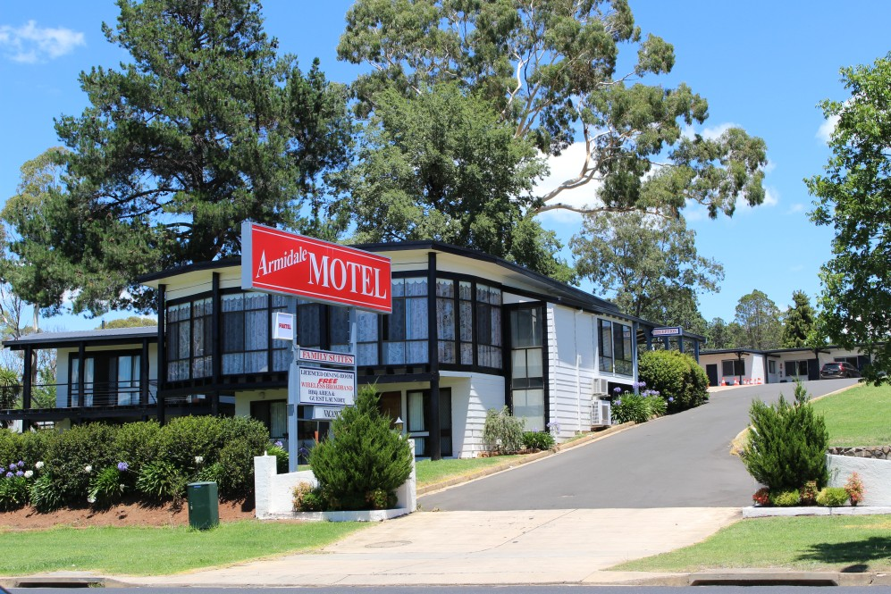 Armidale Motel - Accommodation Adelaide