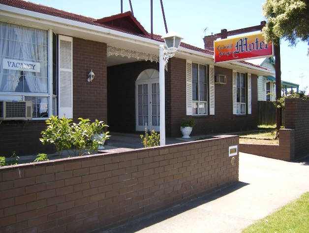 Colonial Lodge Motel - Accommodation Adelaide