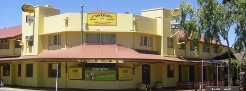 Todd Tavern - Accommodation Adelaide