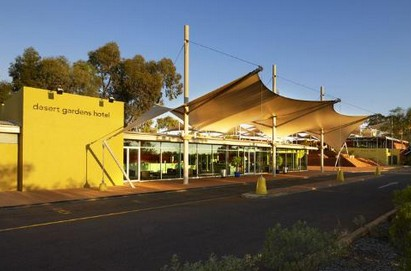 Desert Gardens Hotel - Accommodation Adelaide