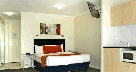 The Wellington Apartment Hotel - Accommodation Adelaide