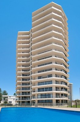 Beachside Tower - Accommodation Adelaide