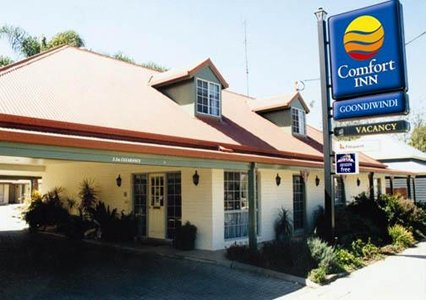 Comfort Inn Goondiwindi - Accommodation Adelaide