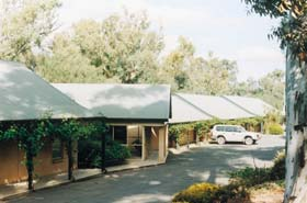 Burra Motor Inn - Accommodation Adelaide