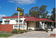 GLENROWAN KELLY COUNTRY MOTEL - Accommodation Adelaide