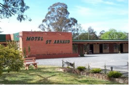 Motel St Arnaud - Accommodation Adelaide