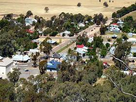 Melrose Caravan And Tourist Park - Accommodation Adelaide