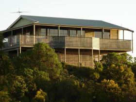 Lantauanan - The Lookout - Accommodation Adelaide