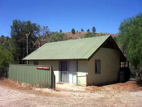 Willow Springs Jackeroo's Cottage - Accommodation Adelaide
