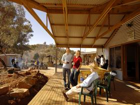 Willow Springs Shearers Quarters - Accommodation Adelaide