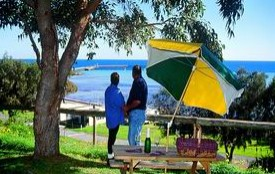 Moonta Bay Caravan Park Cabins - Accommodation Adelaide