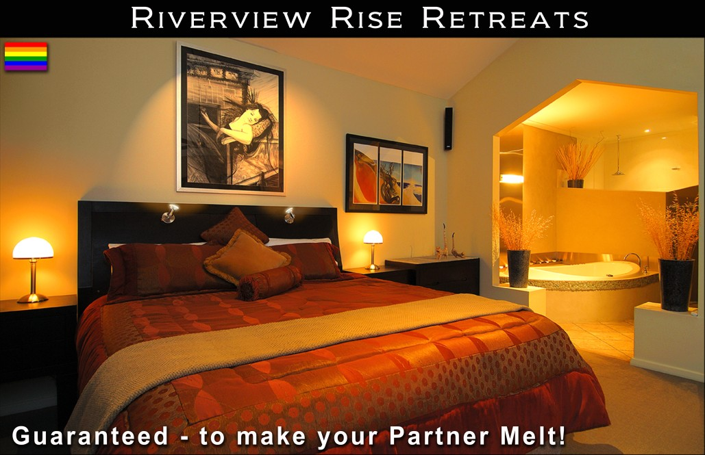 Riverview Rise Retreats - Accommodation Adelaide