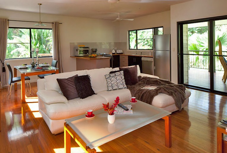 Misty Mountains Tropical Rainforest Romantic Retreat - Accommodation Adelaide