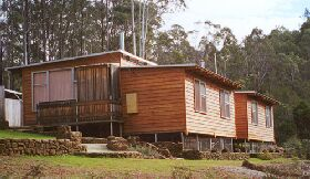 Minnow Cabins - Accommodation Adelaide