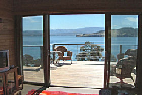 Bruny Island Accommodation Services - Captains Cabin - Accommodation Adelaide