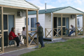 Discovery Holiday Parks Devonport Cosy Cabins - Accommodation Adelaide