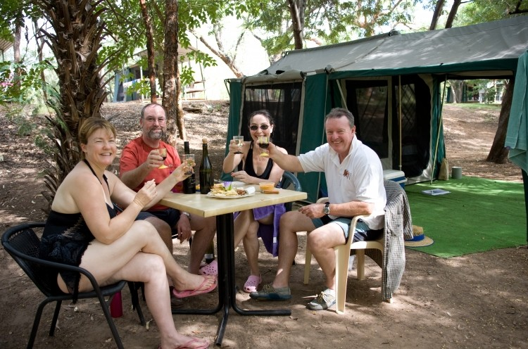 Adels Grove Camping Park - Accommodation Adelaide