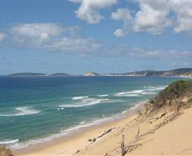 Rainbow Beach Hire-a-camp - Accommodation Adelaide