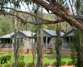 The Homestead Cabins Brogo - Accommodation Adelaide