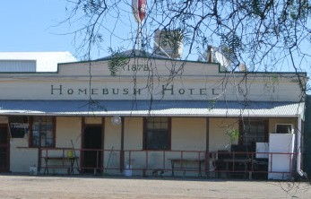 The Homebush - Accommodation Adelaide