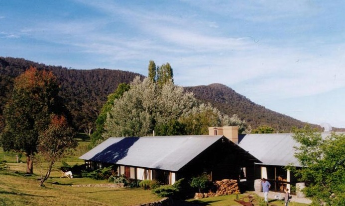 Crackenback Farm Mountain Guesthouse - Accommodation Adelaide