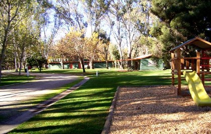 Corowa Caravan Park - Accommodation Adelaide