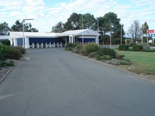 Byer Fountain Motor Inn - Accommodation Adelaide