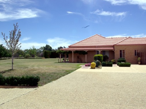 Fairways Bed and Breakfast at Jerilderie