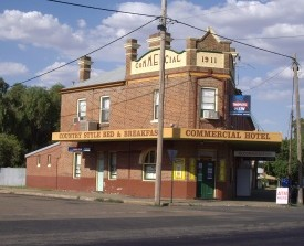 Commercial Hotel - Stock Pub - Accommodation Adelaide
