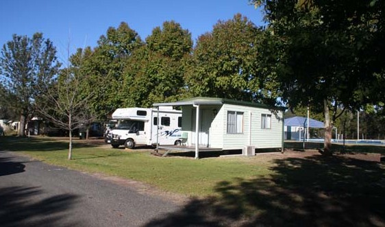 Bingara Riverside Caravan Park - Accommodation Adelaide