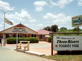 Mundubbera Three Rivers Tourist Park - Accommodation Adelaide