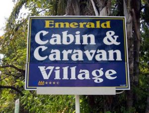 Emerald Cabin and Caravan Village - Accommodation Adelaide